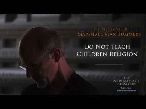 Do Not Teach Children Religion | The Messenger Speaks