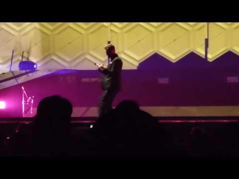 Justin Timberlake - Tunnel Vision LIVE Houston, Tx. 12/1/14