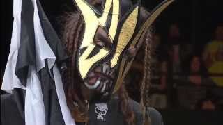 Kurt Angle Asks for Jeff Hardy To Return to Fight in the 20 Man Battle Royal (July 10, 2014)