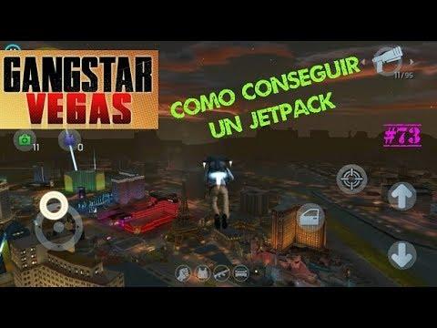 GANGSTAR VEGAS - Como conseguir un Jetpack gratis #73