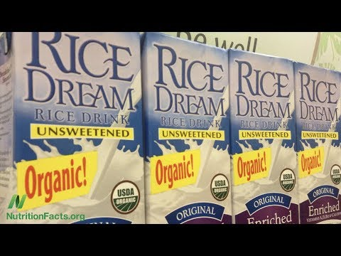 Arsenic in Rice Milk, Rice Krispies, and Brown Rice Syrup