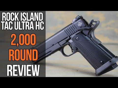 Xxx Mp4 Rock Island Armory Tac Ultra HC Review 2 000 Rounds Later 3gp Sex
