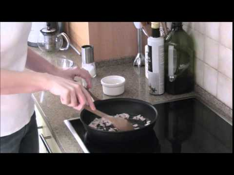 How To Make Scrambled Eggs With Ham - Make Your Breakfast Special!