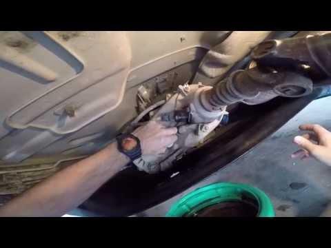 Jeep TJ Transfer Case Fluid Change