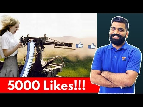 Get 5000 Likes on Facebook Instantly - Really? Facebook Auto Likers Explained