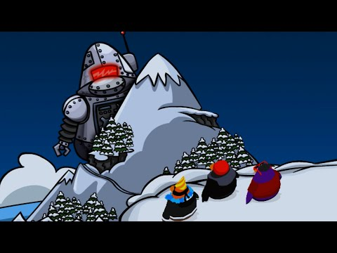 Club Penguin - Invaded 2
