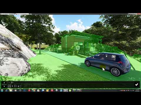 Lumion Animation vehicle animation software With Advanced Techniques
