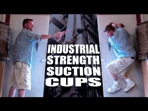 Industrial Strength Suction Cups