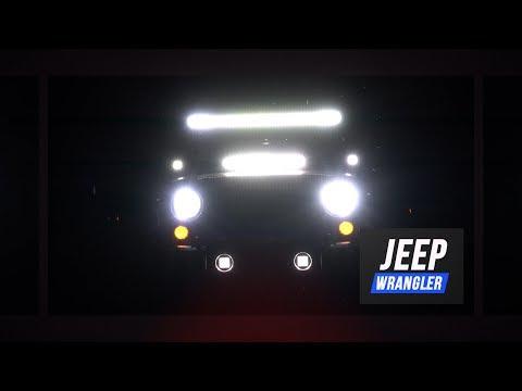 LED Conversion Series - Jeep Wrangler