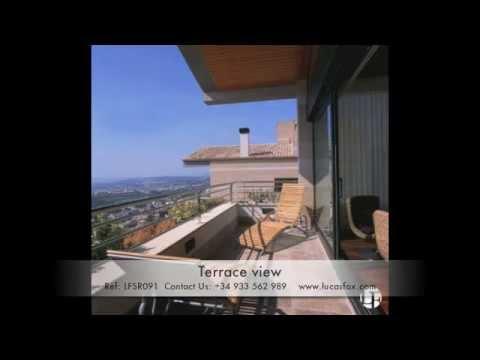 Luxury villa for rent in Sitges | LFSR091
