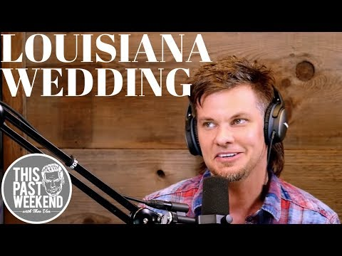 Louisiana Wedding l This Past Weekend Highlight