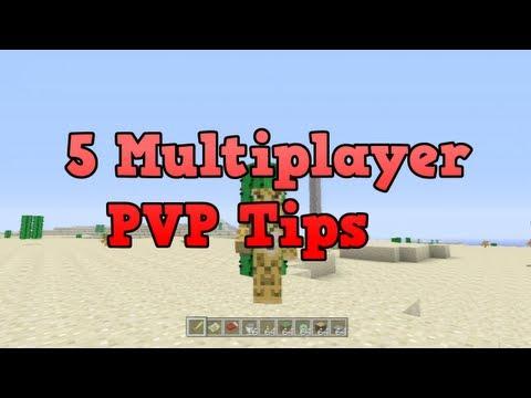 Minecraft Xbox 360 - 5 Multiplayer PVP Tips