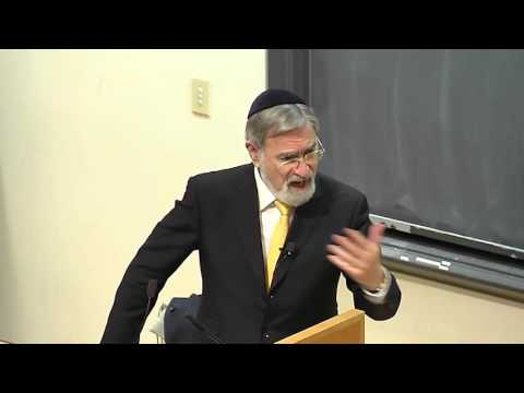 Not in God's Name: Confronting Religious Violence, A Lecture with Rabbi Lord Jonathan Sacks