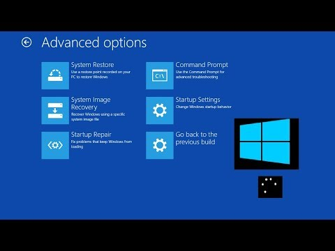 How to Enter Boot Advance Startup in Dead Windows 10 PC/Laptop