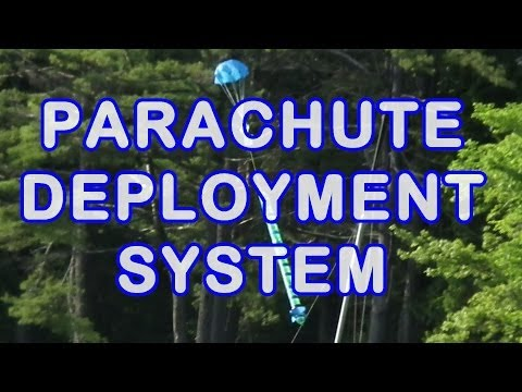 Build a Parachute Deploy System for Water Rockets Tutorial