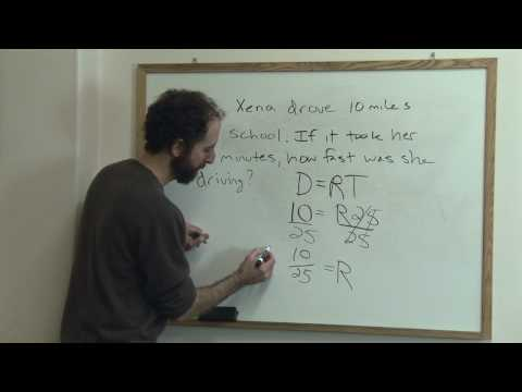 Math Lessons & Study Tips : How to Solve Word Problems