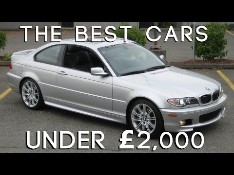 The Best Cars Under £2,000