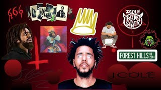 THE REAL SATANIC TRUTH ABOUT J.COLE & KOD