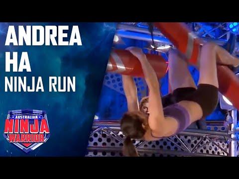 Xxx Mp4 Andrea Ha Full Run Australian Ninja Warrior 2017 3gp Sex
