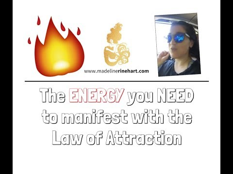 ⚡The Energy That Manifests Big Time💋   😇 What My Guide Taught Me In A Dream