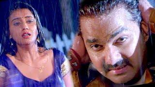 "Pawan Singh | Akshara Singh | Fight Scene From Bhojpuri Movie "" Tridev """