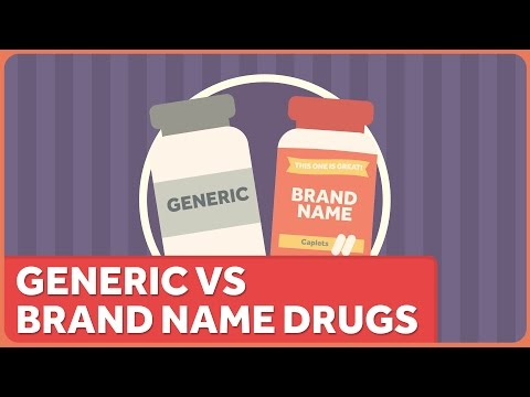 Is There a Difference Between Brand Name Medications and Generics?
