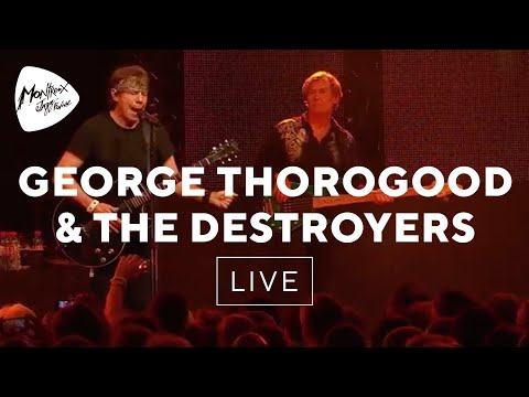 George Thorogood & The Destroyers - I Drink Alone (Live at Montreux 2013)