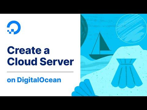 How To Create a Cloud Server on DigitalOcean
