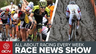 The GCN Race News Show: Tour Down Under, Vuelta a San Juan & Track Cycling World Cup