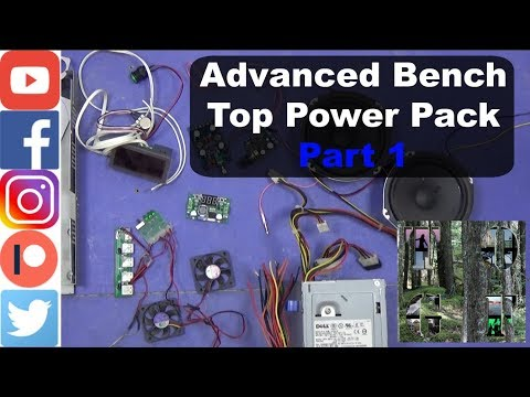 Advanced Bench Top Power Pack Part 1