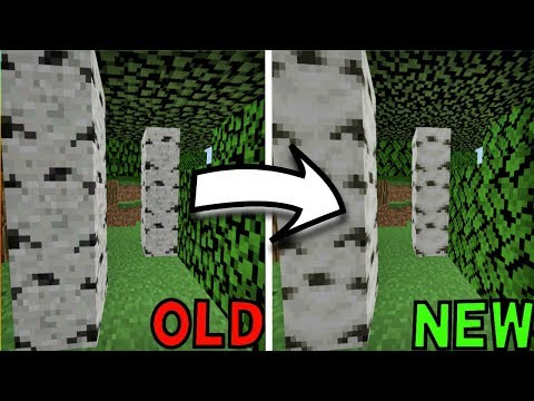 How To Install The NEW OFFICIAL Minecraft Texture Pack! (2018)