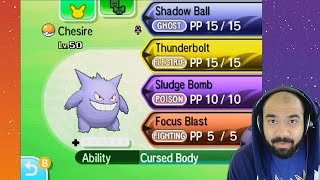 Evolving Haunter into Gengar in Pokemon Sun and Pokemon Moon | Daikhlo