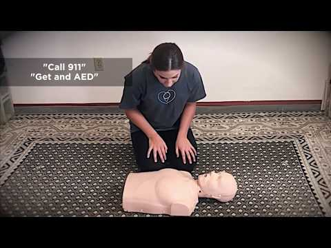 CPR, AED & First Aid Training Webinar (Free CPR Certification!)