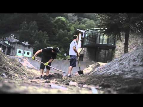 Making of the COMMENCAL Office Pump Track