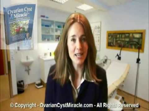 DISCOVER Natural Cure for Ovarian Cysts