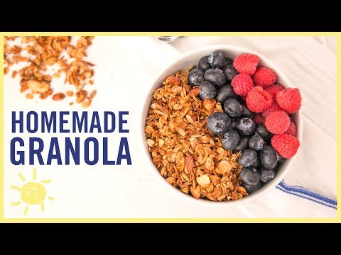 EAT | The BEST Granola EVER!!!