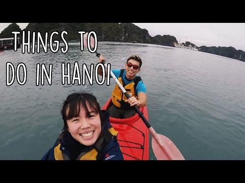 Hanoi Things to Do: 4D3N Hanoi + Halong Bay Cruise