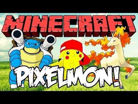 MINECRAFT 1.7.10 POKEMON   Pixelmon Mod 3.2.3   Tutorial de crafteos de todas las pokeballs Parte1/2