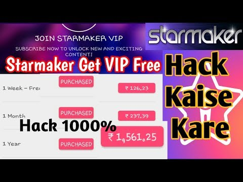 Starmaker app ko hack kaise kare | How to become Verified Singer In StarMaker