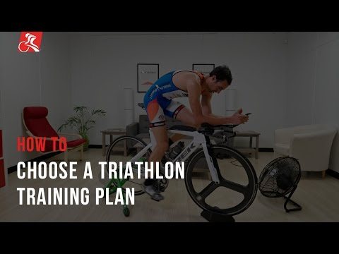 How to Choose a Triathlon Training Plan