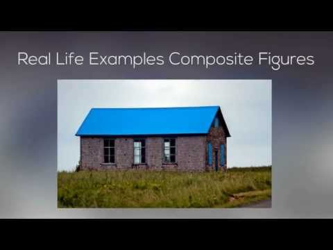 Real Life Examples Composite Figures