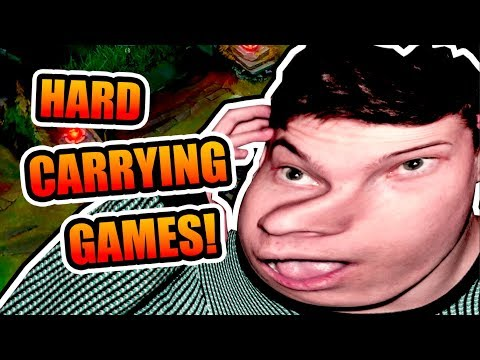 TheWanderingPro - HARD CARRYING GAMES!