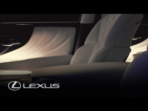 2018 Lexus LS | Stories of Brave Design – Chapter 5: Illumination