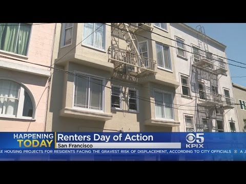 Bay Area Tenants To Rally Over Rising Rents