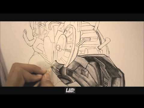 Black Ops 2 | Ray Gun Mark 2 Speed Drawing