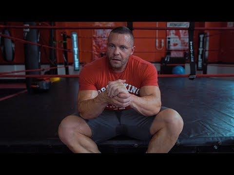 Fighting in 4 Weeks! Marc Lobliner Boxing Training MOTIVATION