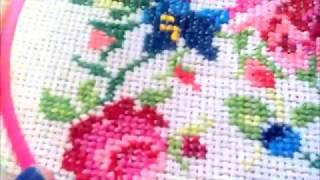 How to do Cross-Stitch