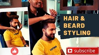 Jassi Gill Hair Style In Nikle Current