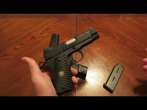 Update #2 on Wilson Combat Ultralight Carry Compact