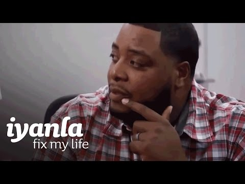 Iyanla Helps an Admitted Abusive Husband Confront His Past Pain | Iyanla: Fix My Life | OWN